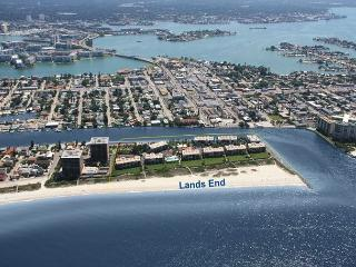 Land's End #203 building 7 - Beach Front - Treasure Island vacation rentals