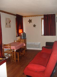 Nice 1 bedroom Condo in Les Menuires - Les Menuires vacation rentals