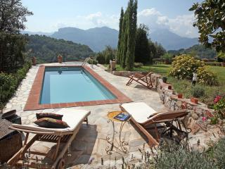Villa La Penna - Coreglia Antelminelli vacation rentals
