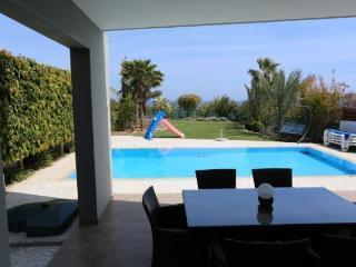 Beach Front 3 bedroom home - Pervolia vacation rentals