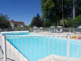 Cozy Gite with Tennis Court and Satellite Or Cable TV in Bagnizeau - Bagnizeau vacation rentals