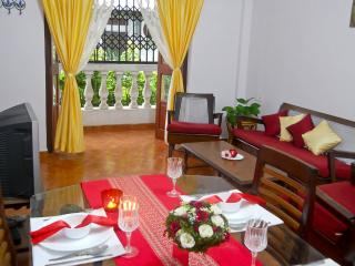 CRIMSON TIDES - Holiday Home - Benaulim vacation rentals