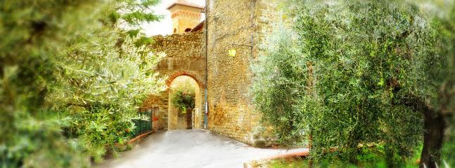 Charming 8 bedroom Bed and Breakfast in Civitella in Val di Chiana - Civitella in Val di Chiana vacation rentals