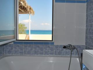 CHIOS - beach apart. with direct access to the sea - Karfas vacation rentals