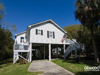 Gaillardia - Third Row Updated Home, Ocean View - Edisto Island vacation rentals