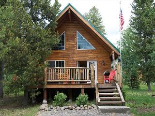 Luxury Mountain Lodge, Hot Tub, Close to Yellowstone and Harriman Park... - Island Park vacation rentals