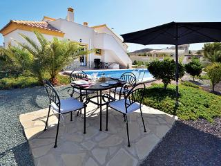 Villa de Quenby, Family villa, Pool & AC,WiFi,Golf - Mazarron vacation rentals