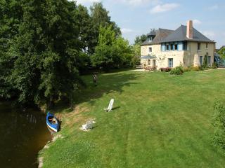 chambres et table d'hôtes du rideau miné - Western Loire Valley vacation rentals