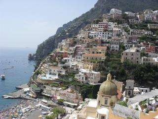 Lilly- Amazing Views & Quiet location - Positano vacation rentals
