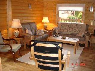 Nice 2 bedroom Falkland Lodge with Internet Access - Falkland vacation rentals