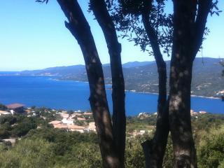 Villa,magnifique panorama sur la mer 2/4 personnes - Propriano vacation rentals