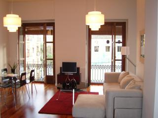 Beautiful 1 bedroom Apartment in Valencia with Internet Access - Valencia vacation rentals
