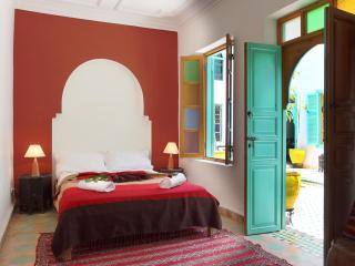 RIAD AIDA confort et tradition chambre double AMAL - Marrakech vacation rentals