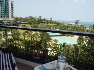 Beachfront condominium offering panoramic ocean vi - Klaeng vacation rentals