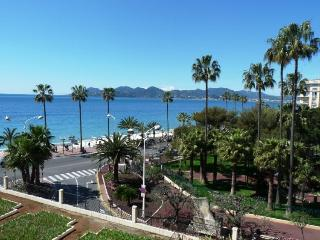 Rocamare 1 Bedroom Apartment with Amazing Views and in Great Cannes Location - Cannes vacation rentals