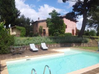 Villa Belvedere - Montopoli in Val d'Arno vacation rentals