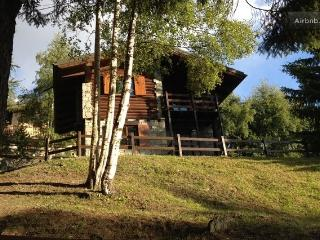Romantic 1 bedroom Pila Ski chalet with Hot Tub - Pila vacation rentals