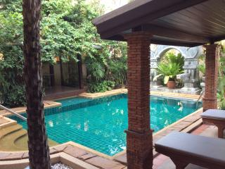 Thai Villa with private pool - Jomtien Beach vacation rentals