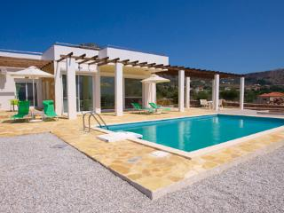 Villa Skye tranquil setting unbeatable views. WIFI - Almyrida vacation rentals