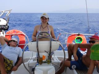 Yacht Jeanneau 35 from owner - Kalamaki vacation rentals