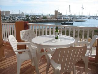 Stunning marina, Med & Mar Menor views near beach - La Manga del Mar Menor vacation rentals