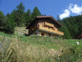 Chalet Grouse - Luxury.  Near  St Luc, Zinal, Grimentz,  Verbier and Zermatt, - Ayer vacation rentals