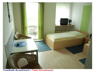 Nice Condo with Central Heating and Balcony - Nuremberg vacation rentals