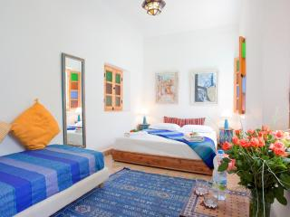 RIAD Aida confort  et tradition chbr triple AMANI - Marrakech vacation rentals