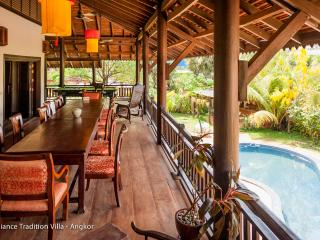 Balcony Suite 3 rooms in Khmer Villa - Siem Reap vacation rentals