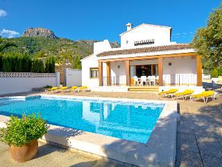 Canuta - Calpe vacation rentals