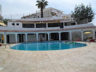 The apartment is just 5 minutes from the old town - Albufeira vacation rentals