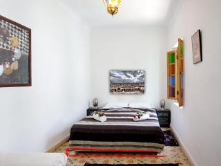 RIAD AIDA confort et tradition Chbr double ADAM - Marrakech vacation rentals