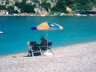 Beachfront studios in Psatha bay-Attica, Greece - Psatha vacation rentals