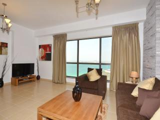 Vacation Bay Full Sea View 3BR Apt. in JBR - Emirate of Dubai vacation rentals