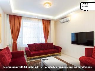 Luxury 4 bedroom 140sqm whole apartment - Aksaray vacation rentals