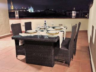Florence flat in great loaction with beautiful panoramic terrace - Florence vacation rentals