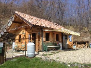 Casetta di legno, isolata, indipendente, completa - Bobbio vacation rentals