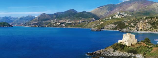 Monolocale accessoriato con splendido terrazzo - San Nicola Arcella vacation rentals