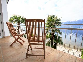 Lakeside 3 bedroom villa in the Italian Lakes - Brezzo di Bedero vacation rentals