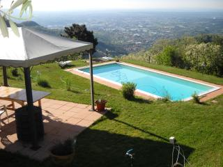 Il Tasso with pool - Province of Lucca vacation rentals