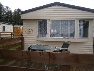Residential Caravan on Highland Holiday Park. - Dornoch vacation rentals