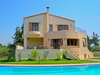 5 Bedroom Villa with Pool - Chania vacation rentals