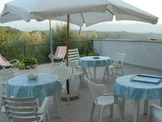 Bright Condo with Central Heating and Washing Machine - Bagnone vacation rentals