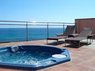 Penthouse,Sea view,, front beach - COSTA BRAVA - Begur vacation rentals