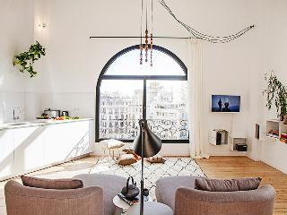 1 Bedroom Sky-high Penthouse - Barcelona vacation rentals