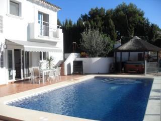 4 bedroom Villa with Internet Access in Moraira - Moraira vacation rentals