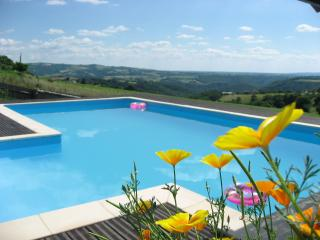 4 bedroom Gite with Deck in Saint-Andre-de-Najac - Saint-Andre-de-Najac vacation rentals