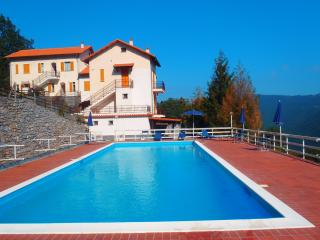 Beautiful Resort with Shared Outdoor Pool and Balcony - Balestrino vacation rentals