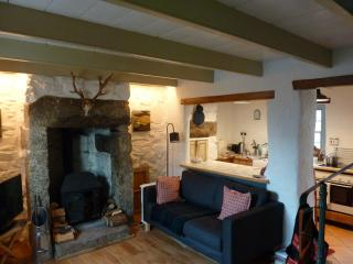 Cherry Tree Romantic Traditional Cottage - Ludgvan vacation rentals