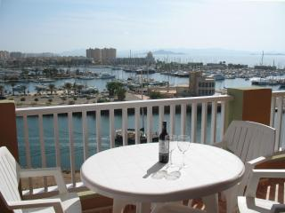 Stunning marina, Med and Mar Menor views - La Manga del Mar Menor vacation rentals